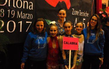 Reggio Calabria, Francesca Spanti trionfa ad Ortona