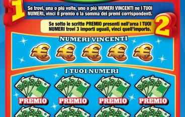 San Ferdinando, vinti 500 mila euro con Gratta e Vinci