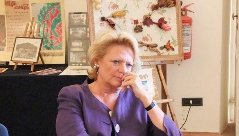 Arriva in Calabria la Principessa Beatrice di Borbone