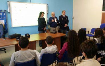Montebello Jonico, polizia postale incontra alunni istituto comprensivo