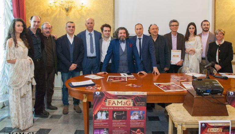 Reggio Calabria, presentato il Festival delle Arti della Magna Grecia