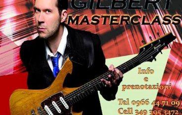 A Polistena in arrivo il celebre chitarrista Paul Gilbert