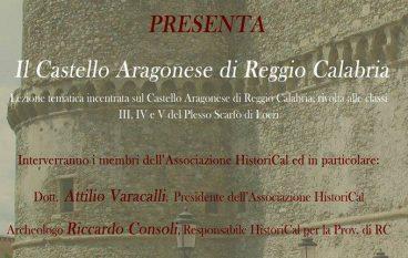 """""""HistoriCal"""" incontra gli alunni del plesso """"C. Scarfò"""" di Locri"""