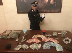 Scoperto appartamento dello sballo: arresti e sequestro droga