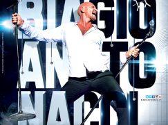 Biagio Antonacci in concerto al PalaCalafiore di Reggio Calabria