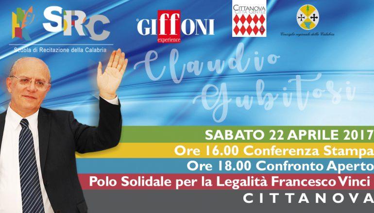"""Cittanova, la SRC incontra il """"Giffoni Film Festival"""""""