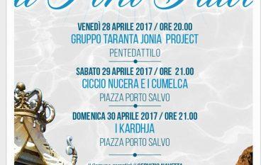 Festeggiamenti in onore di Maria SS di Porto Salvo: il programma