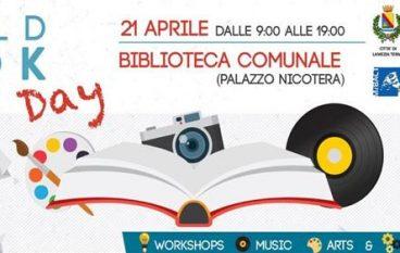 Lamezia Terme, Giornata Mondiale del Libro e del Diritto d'Autore