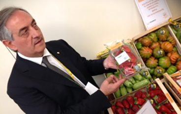 """Coldiretti Calabria presenta i prodotti agricoli a """"Gliphosate Zero"""""""