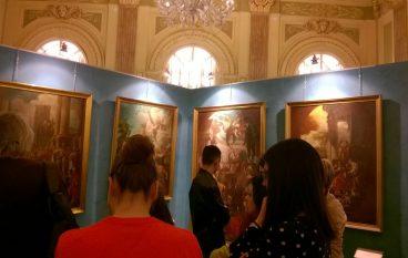 I ragazzi di PinApp-RC in visita alla Pinacoteca Civica di Reggio Calabria