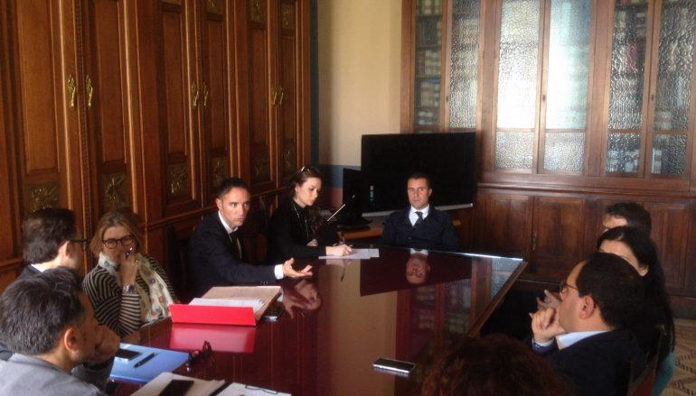A Palazzo Corrado Alvaro la riunione per l'alberghiero di Condofuri