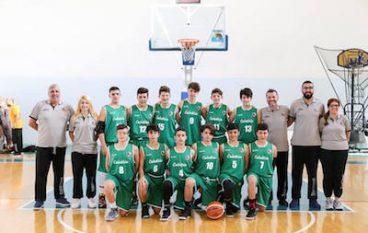 Basket, Trofeo delle Regioni 2017: la Calabria termina al terzo posto