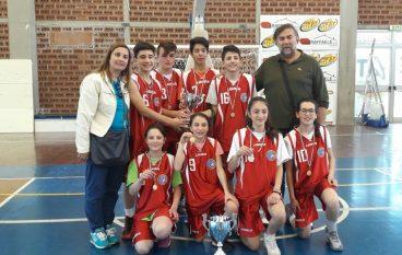 """Campionati Studenteschi 2017: nel basket trionfano gli alunni della scuola """"Zagari – Milone"""""""