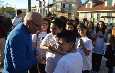"""Cittanova, quattro allievi della SRC giurati del """"Giffoni Film Festival"""""""