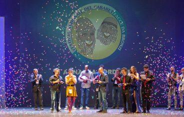 """Reggio, Annalisa Cordone vince Festival cabaret """"Facce da bronzi"""""""