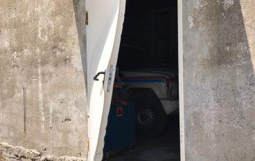 Misericordia di Isola: rubati tre mezzi in un capannone