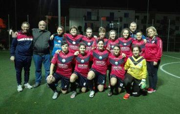 C5 Femminile, AS Galati Team Campione Provinciale CSI