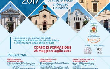 """Al via la quinta edizione del Progetto diocesano """"Chiese aperte"""""""
