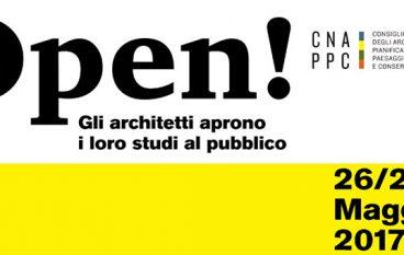 """Anche Reggio Calabria aderisce all'iniziativa """"Open, Studi Aperti"""""""