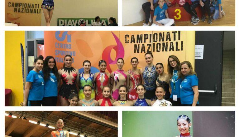 Finali nazionali Csi di Lignano Sabbiadoro: cinque podi per Restart