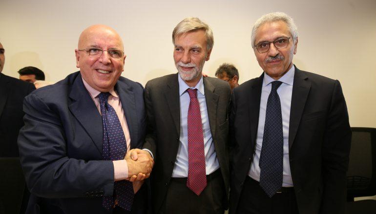 Nuova Ferrovia Jonica: sottoscritto l'accordo tra Regione, Rfi e MIT