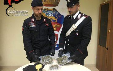 Gioia Tauro, arrestati 2 giovani per detenzione ai fini di spaccio di droga