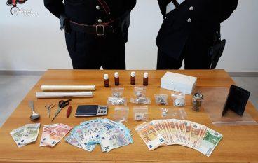 Lamezia Terme, arrestato spacciatore in bicicletta
