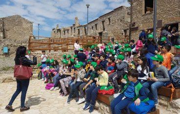 Girifalco meta del viaggio d'istruzione degli alunni del Galluppi