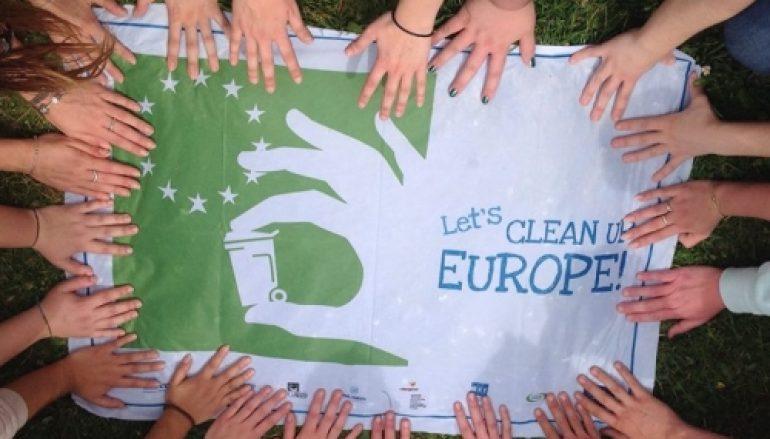 "Arghillà (Rc), protagonista della campagna ""Let's Clean Up Europe 2017"""