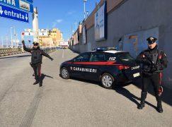 Villa San Giovanni, controlli dei Carabinieri: un arresto e 11 denunce