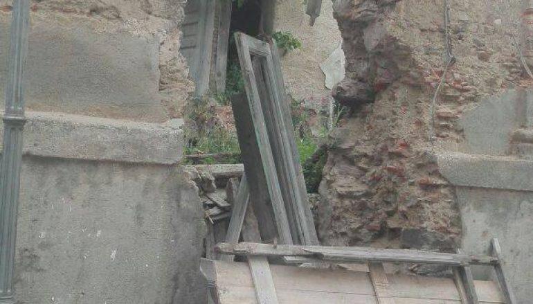 San Lorenzo: rudere pericolante, il sindaco replica all'avv. Cordova