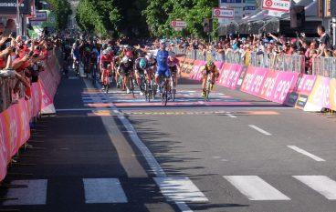 Giro d'Italia 2017, le foto della quinta tappa