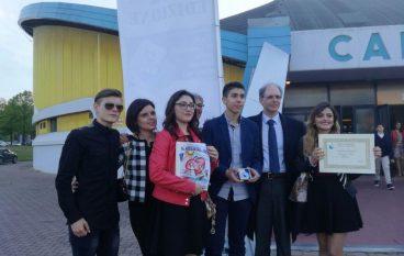 Premiato a Cesena il giornale dell'IPSIA di Siderno