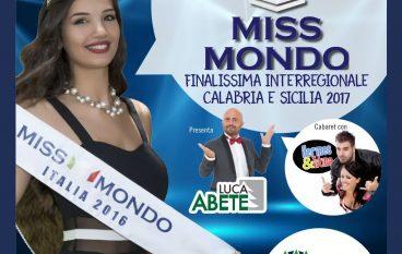 Rizziconi, Miss Mondo Italia: domenica nomi finaliste Calabria e Sicilia