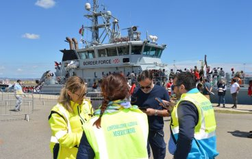Sbarchi a Crotone, il Commissario della Misericordia di Isola ringrazia i volontari