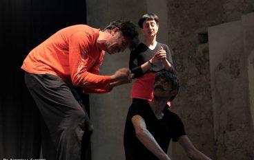 "Al Teatro auditorium Unical lo spettacolo ""Prove aperte"""