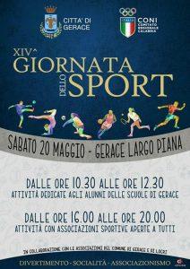 Giornata Nazionale dello Sport