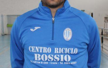 Real Rogit c5, Domenico Arcidicone nuovo giocatore