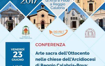 Reggio, Chiese Aperte: conferenza in Arcivescovado di Giovanna Capitelli