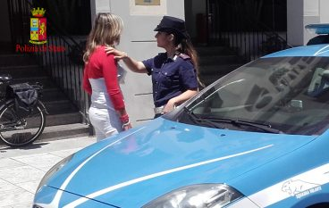 Taurianova, un arresto per maltrattamenti in famiglia