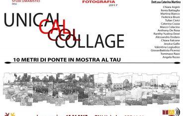 "Rende (CS),  mostra fotografica ""Unical collage – 10 metri di ponte"""