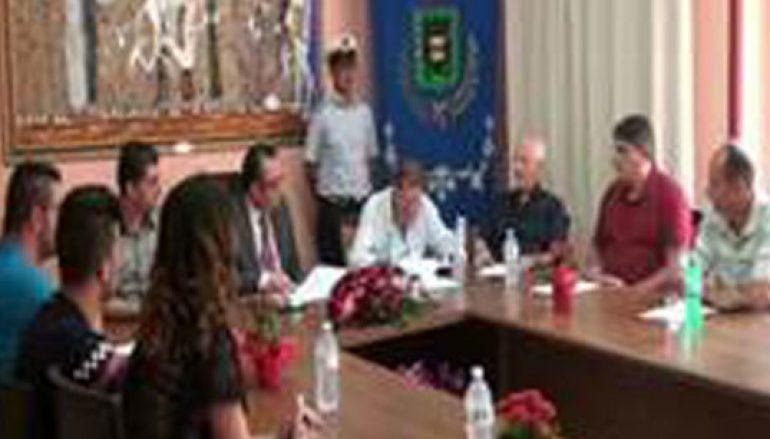 Platì, l'amministrazione festeggia il primo anno alla guida del Comune