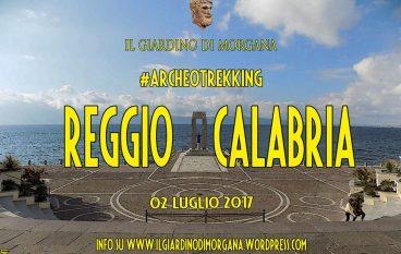"""Reggio Calabria, progetto #archeotrekking: """"A spasso nella storia della città"""""""