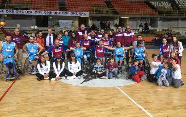 La Reggio Calabria Basket in Carrozzina rinuncia alla serie A