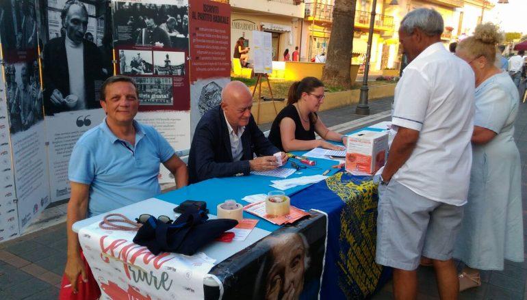 Ultimo giorno in Calabria per la Carovana per la Giustizia