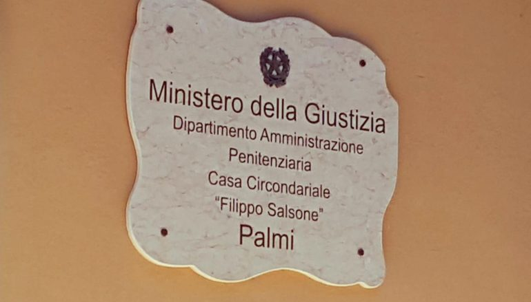 """La """"Carovana per la giustizia"""" alla Casa circondariale di Palmi"""