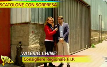 """Impianti: Chinè dalla FIP Calabria intervistato da """"Striscia la Notizia"""""""