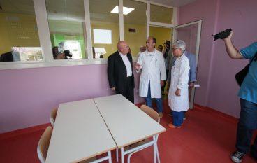 Crotone, inaugurato nuovo reparto di Pediatria: presente Oliverio
