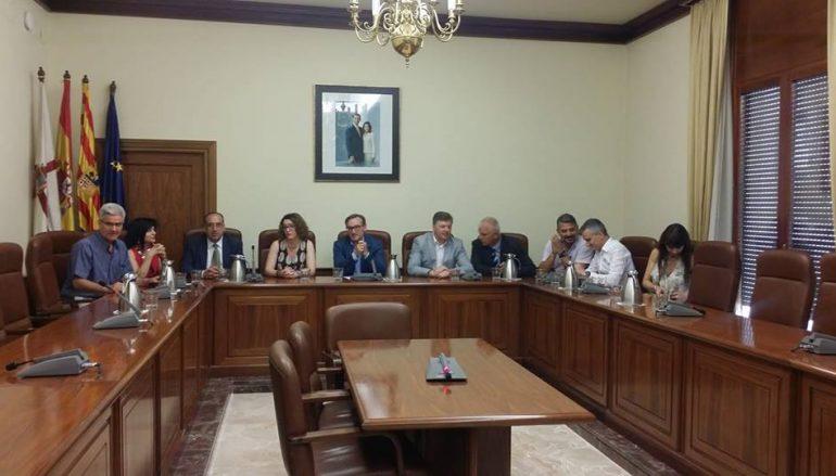 Gerace, una delegazione del Comune a Teruel in Spagna