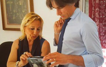 """Reggio, Falcomatà in visita alla casa accoglienza """"Il Focolare"""""""